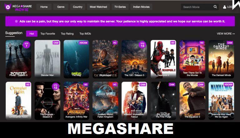 Megashare 2020 - Download Latest Bollywood, Hollywood, Tamil, Telugu &  Punjabi Movies