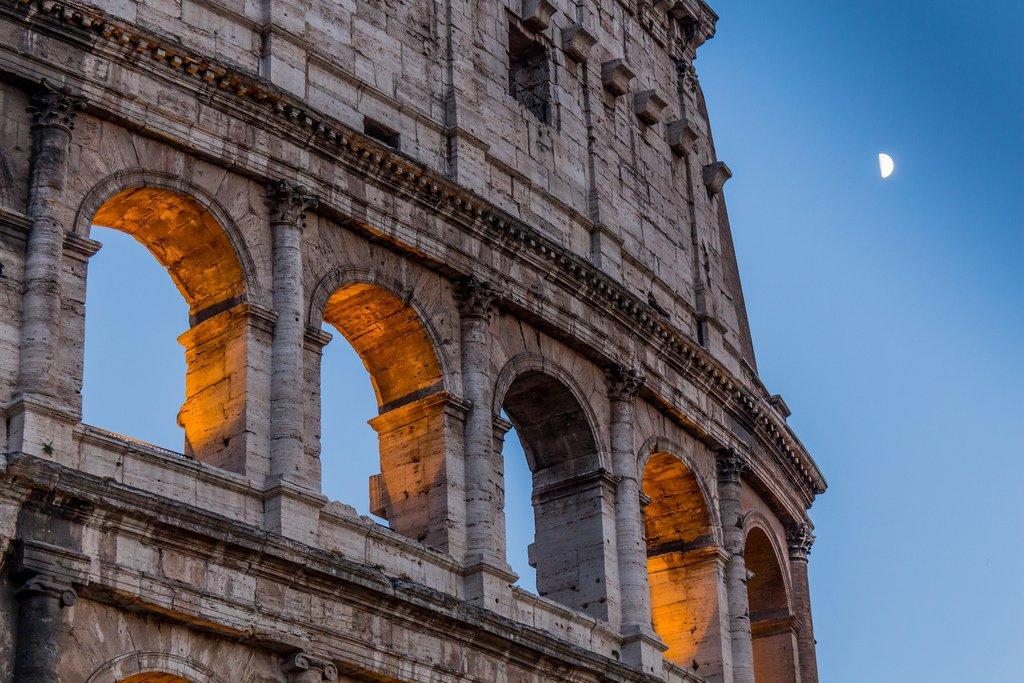 Арки Колизея