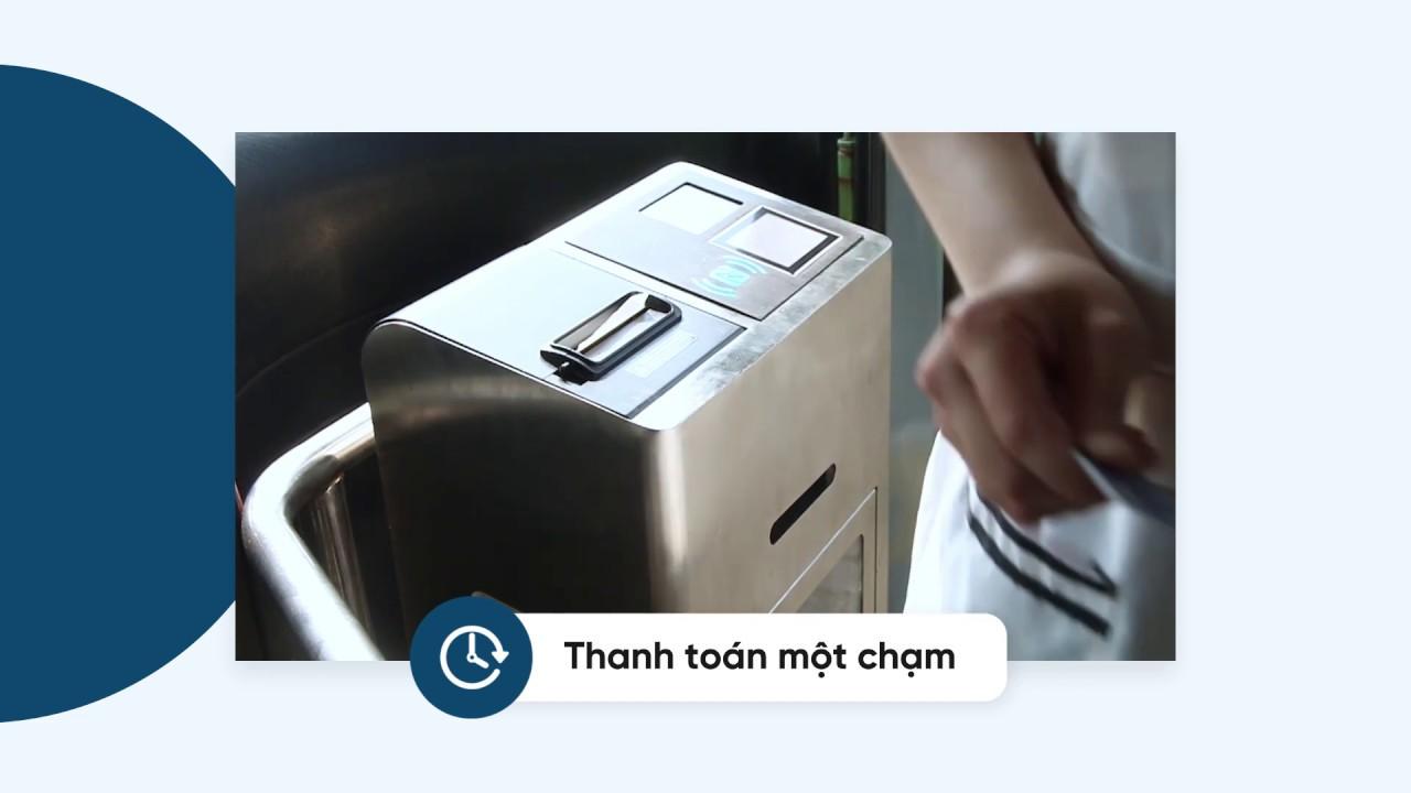 5. Hướng dẫn sử dụng thẻ UniPass