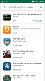 anti theft imei tracker