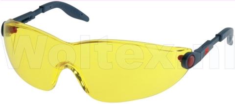 3M veiligheidsbrillen 2742 amber