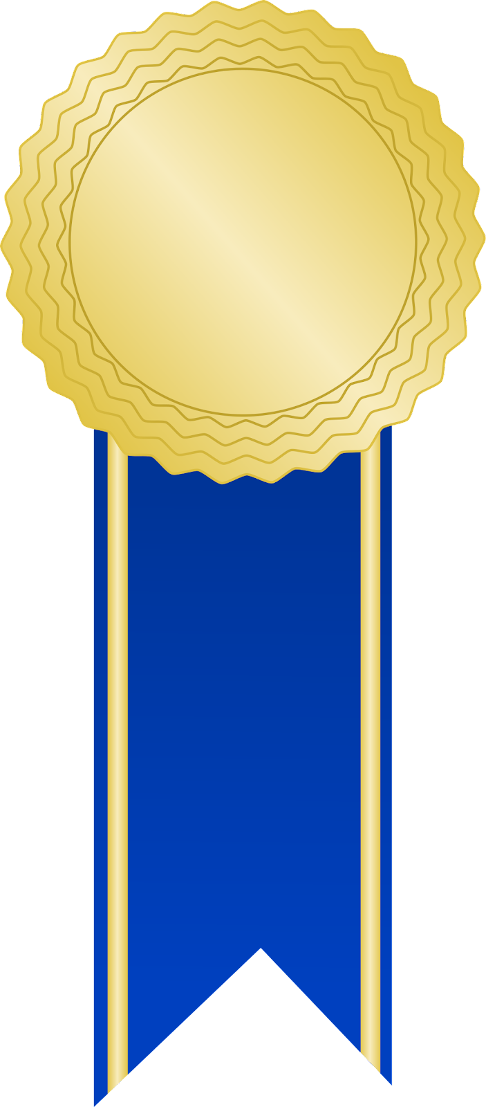 File:Golden Award with a Blue Ribbon.svg - Wikimedia Commons