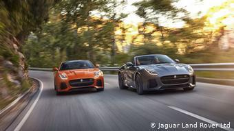 Автомобили Jaguar F-Type