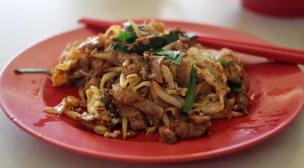 Makanan Jalanan Pulau Pinang Yang Patut Dicuba