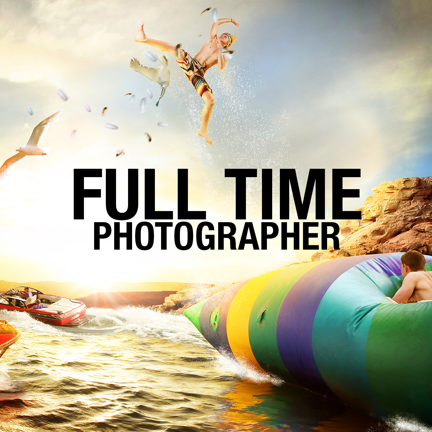 Full Time Photographer with Josh Rossi - Arts Podcast | Podchaser
