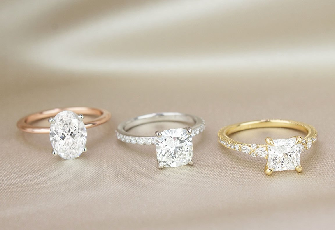 Engagement Ring Settings – How to Choose The Right Engagement Ring