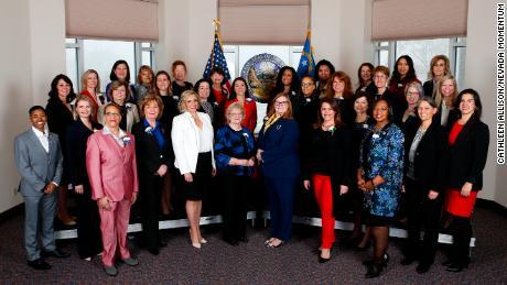 Nevada's new legislature has more women than men. It's a first for ...