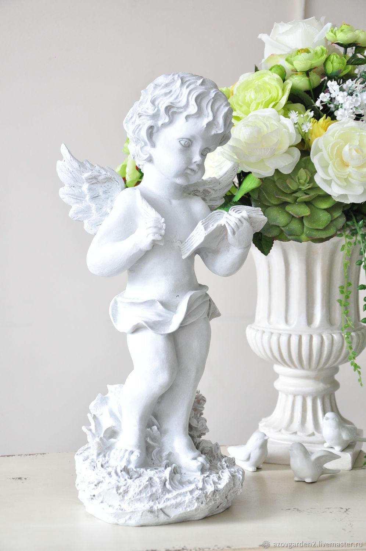 Декоративные статуэтки в интерьере