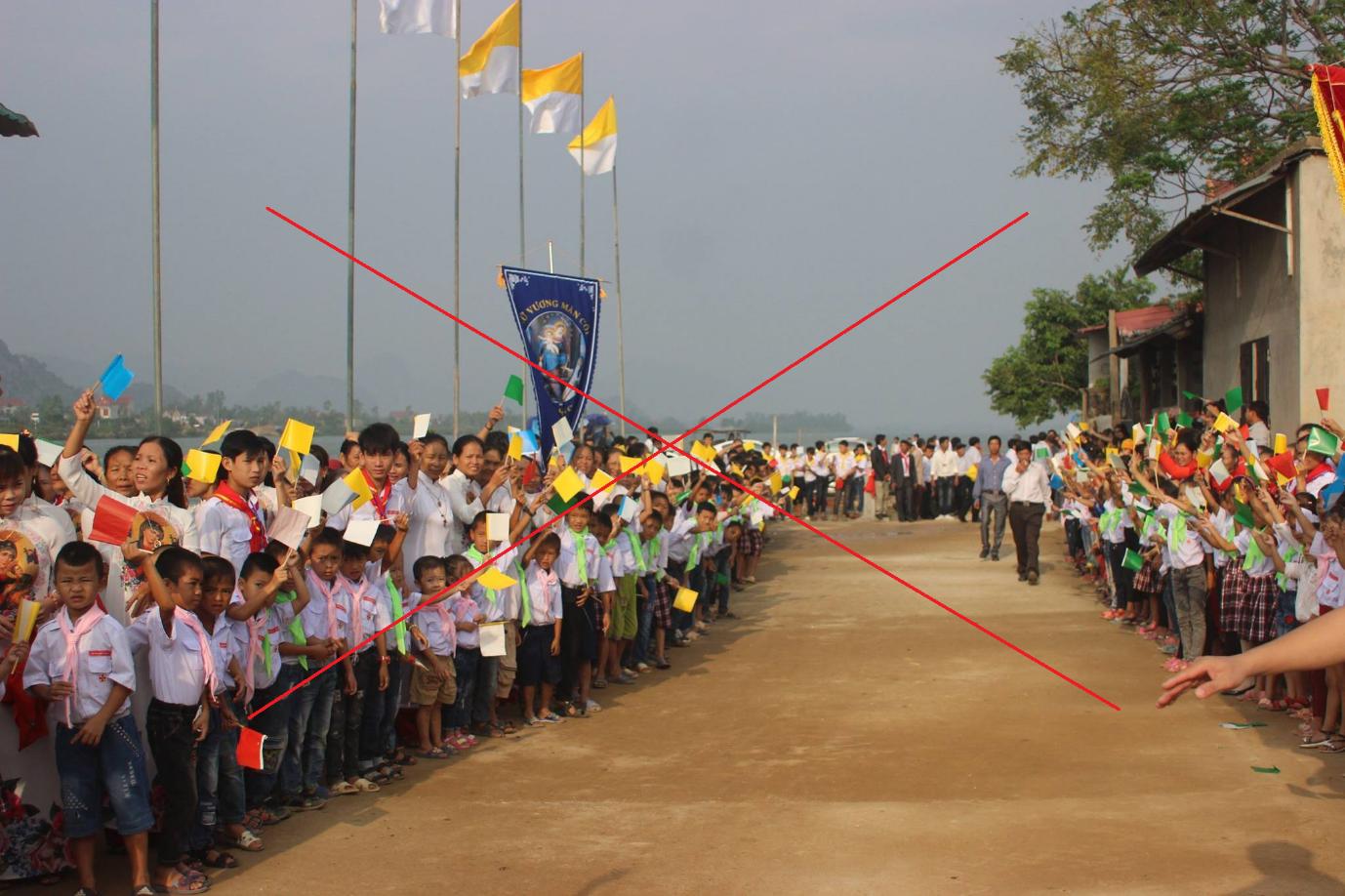 giáo xứ Liên Hoà, thị xã Ba Đồn, tỉnh Quảng Bình
