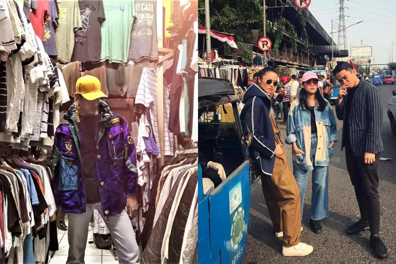 thrift shop Bandung