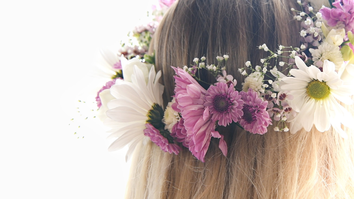 flower crowns, a craft that makes money