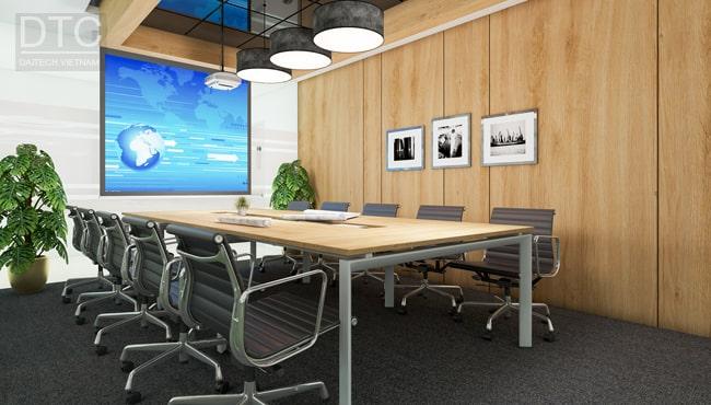Mẫu thiết kế phòng họp dành cho tòa văn phòng CIC Trung Kính