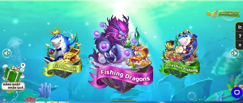 Kho game bắn cá Esball