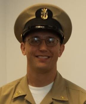 WHS NJROTC Naval Science Instructor Master Chief Melonas
