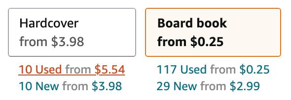 Competition Amazon books