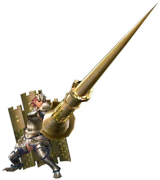 lance and gunlance The Best Solo C-Tier Weapons