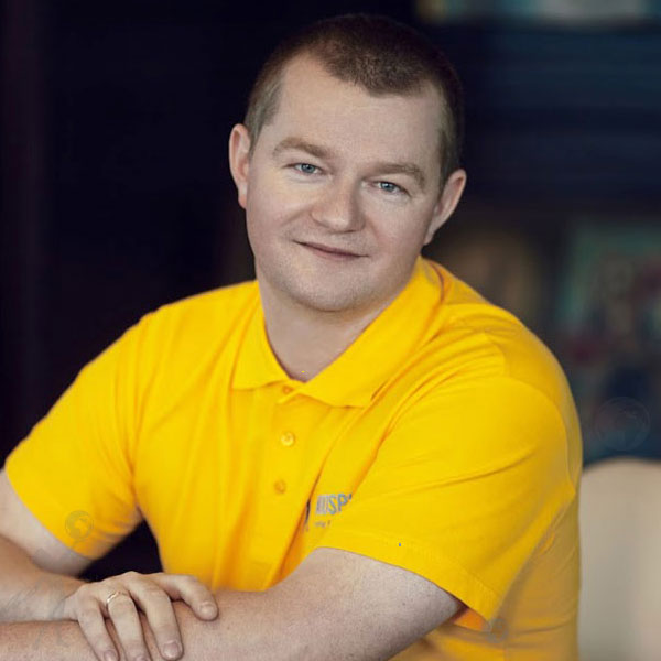 Основатель Noosphere Engineering School Макс Поляков