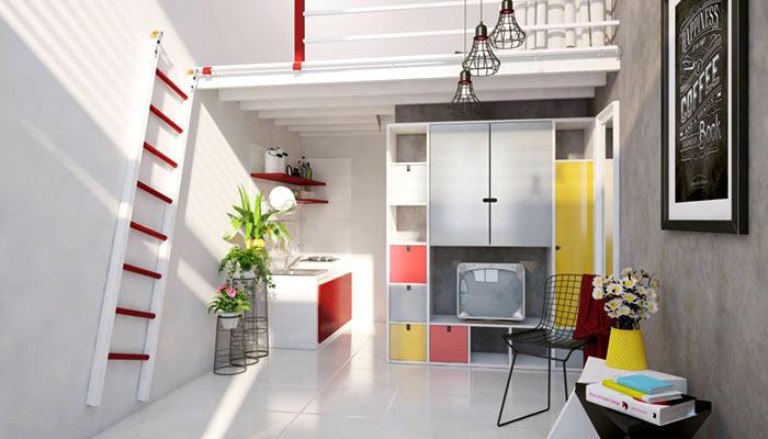 Thuê phòng trọ là lựa chọn tiết kiệm nhất với những người muốn thuê nhà Hải Phòng giá rẻ