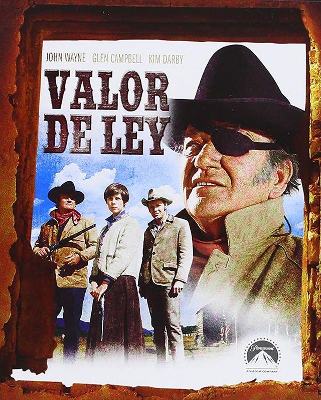 El valor de ley (1969, Henry Hathaway)