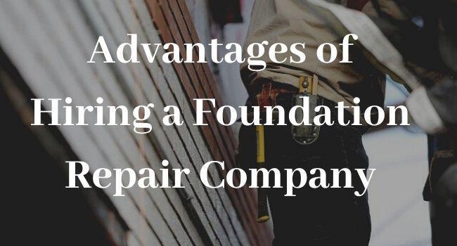 hire foundation repair company