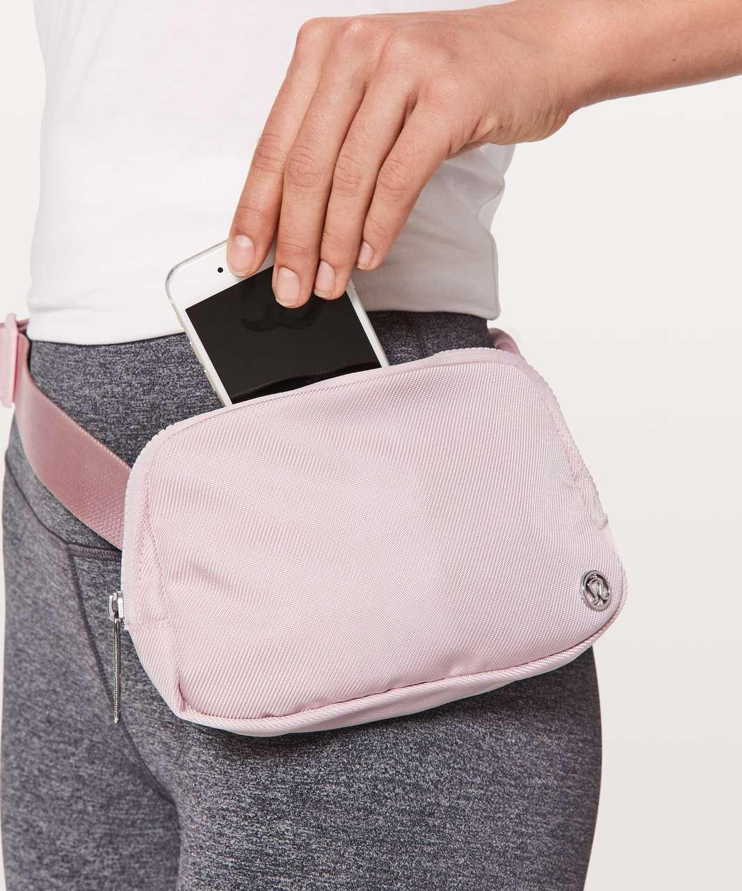 Lululemon Everywhere Belt Bag *1L - Misty Pink - lulu fanatics