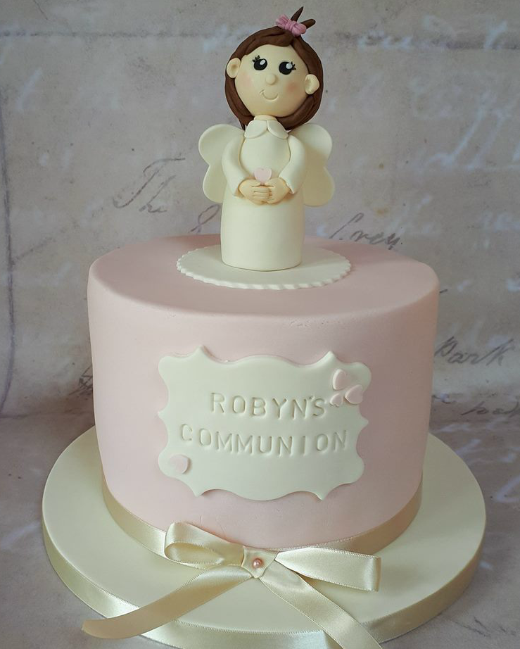 angel Communion cake