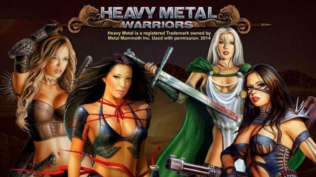 Top 7 Heavy Metal Themed Slots