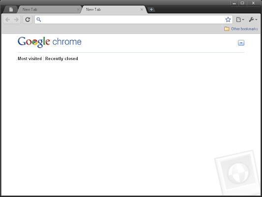 Windows XP Zune theme - Chrome Web Store