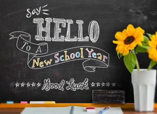 Image result for a new school year