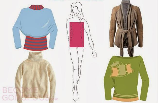 Najbolji džemperi za vaš oblik tijela