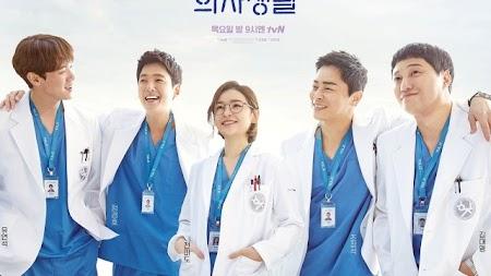 Semakin Mencerahkan, Begini Kisah Ik-joon dan Song Hwa di Hospital Playlist S2