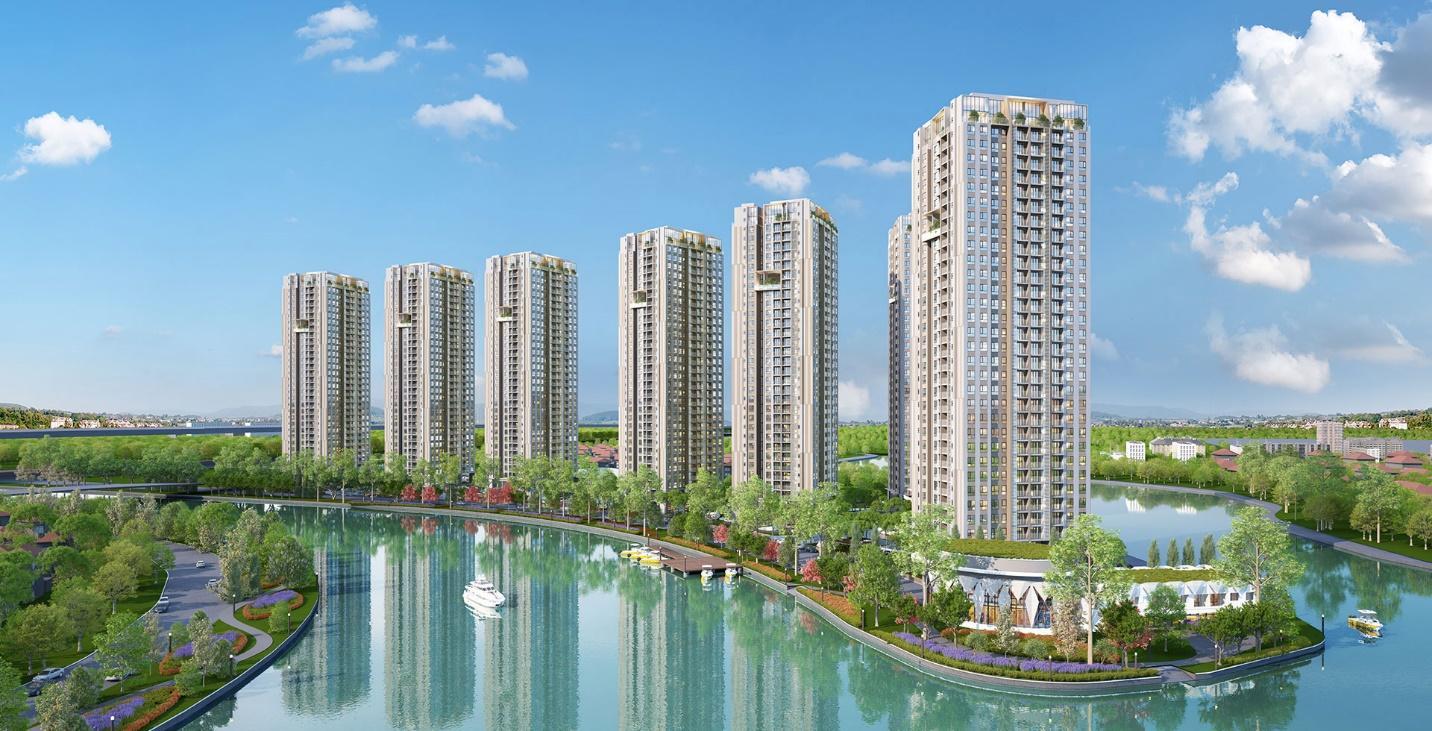 Một số căn hộ ở quận 2 thích hợp với việc khai thác bất động sản
