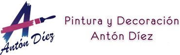 Pintura y Decoración Antón Díez logo