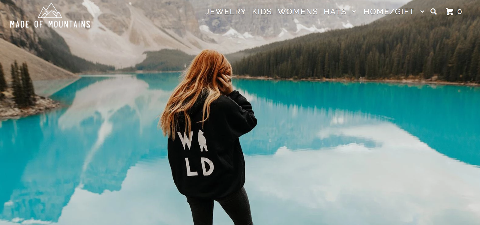 Made of Mountains - Photography Influencers Collab Opp