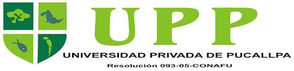 UNIVERSIDAD PRIVADA DE PUCALLPA