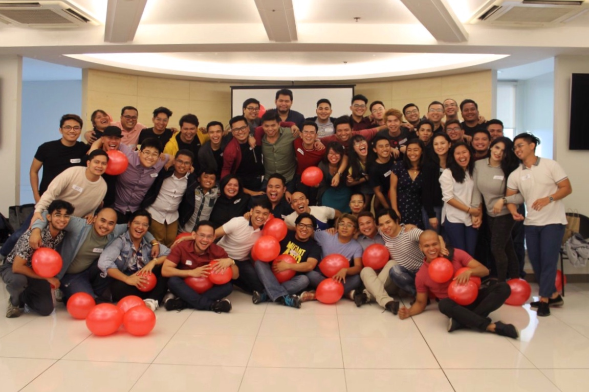 Atma-Prema, LoveYourself's First Batch for 2018, Roars with