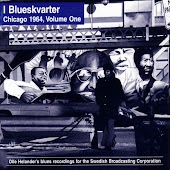 I Blueskvarter: Chicago 1965, Volume One