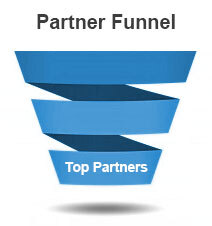 Final Stage: Top Partners. These people send you a lot more partner leads