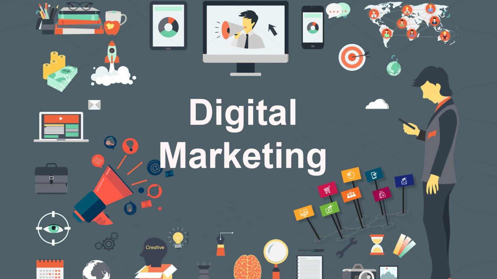 Digital Marketing Agency uy tín sẽ giúp đảm bảo hiệu quả