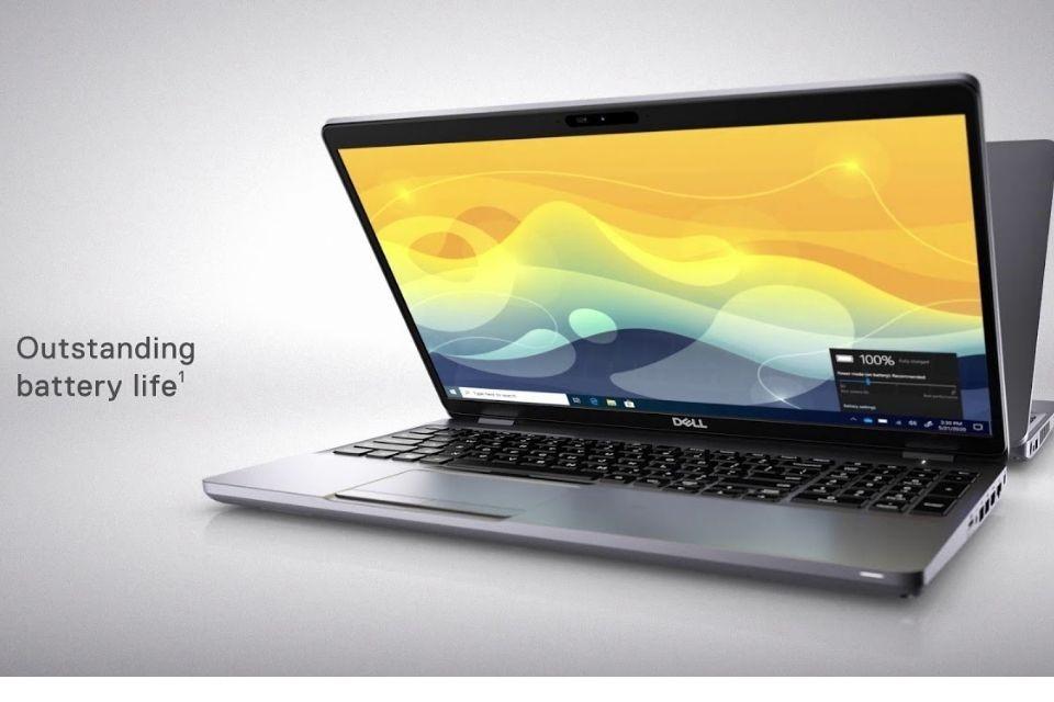 Mẫu laptop tầm trung