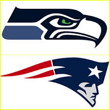 New England versus Seattle