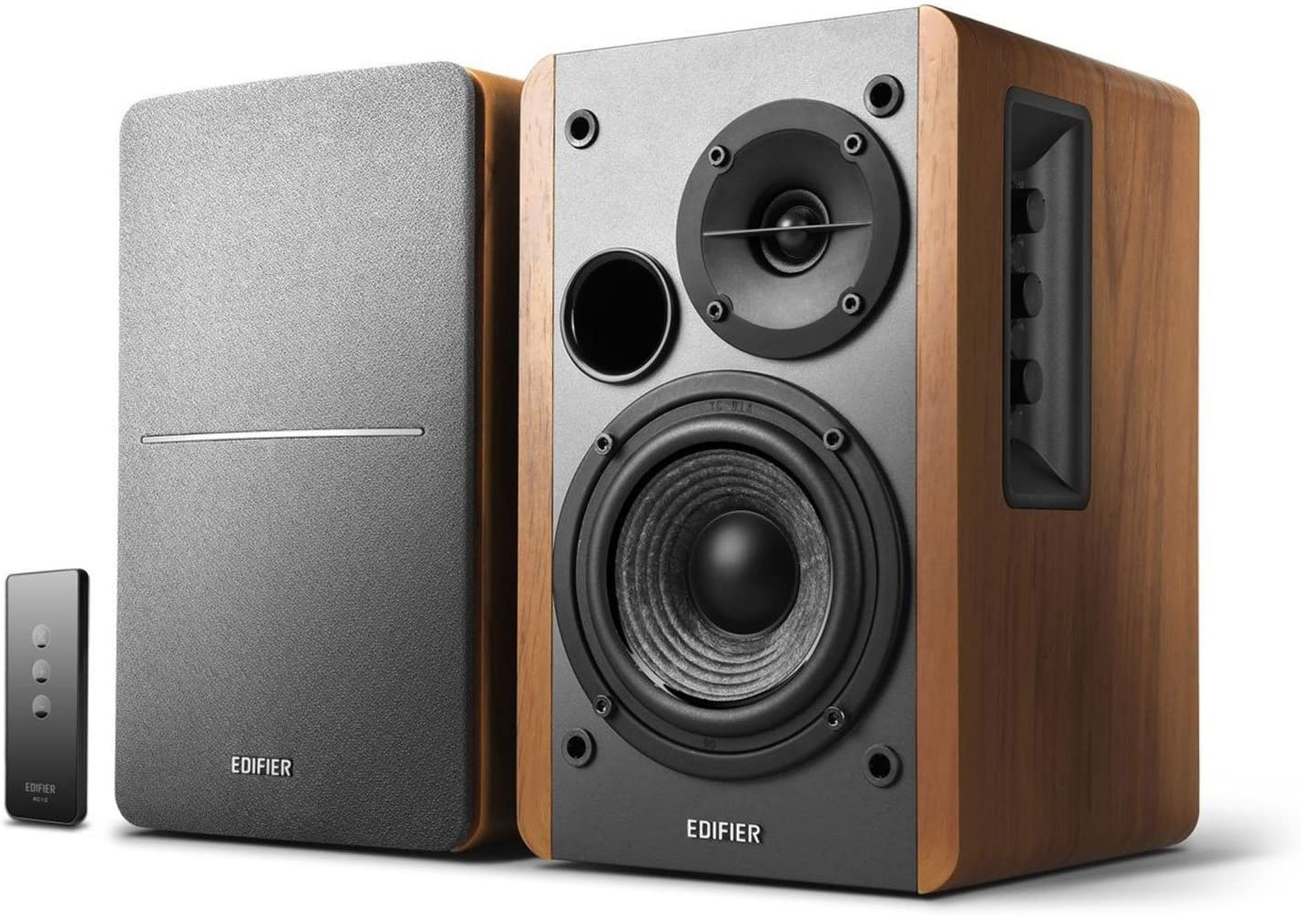 Edifier R1280T Powered Bookshelf Speakers - Best For High Quality At Low Price