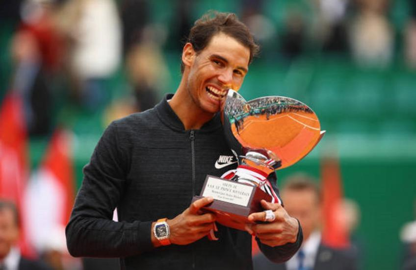 3 Clay Court Tennis Tournaments By Rafael Nadal