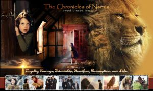 Chronicles of Narnia by xDiamondxxofxxGracex