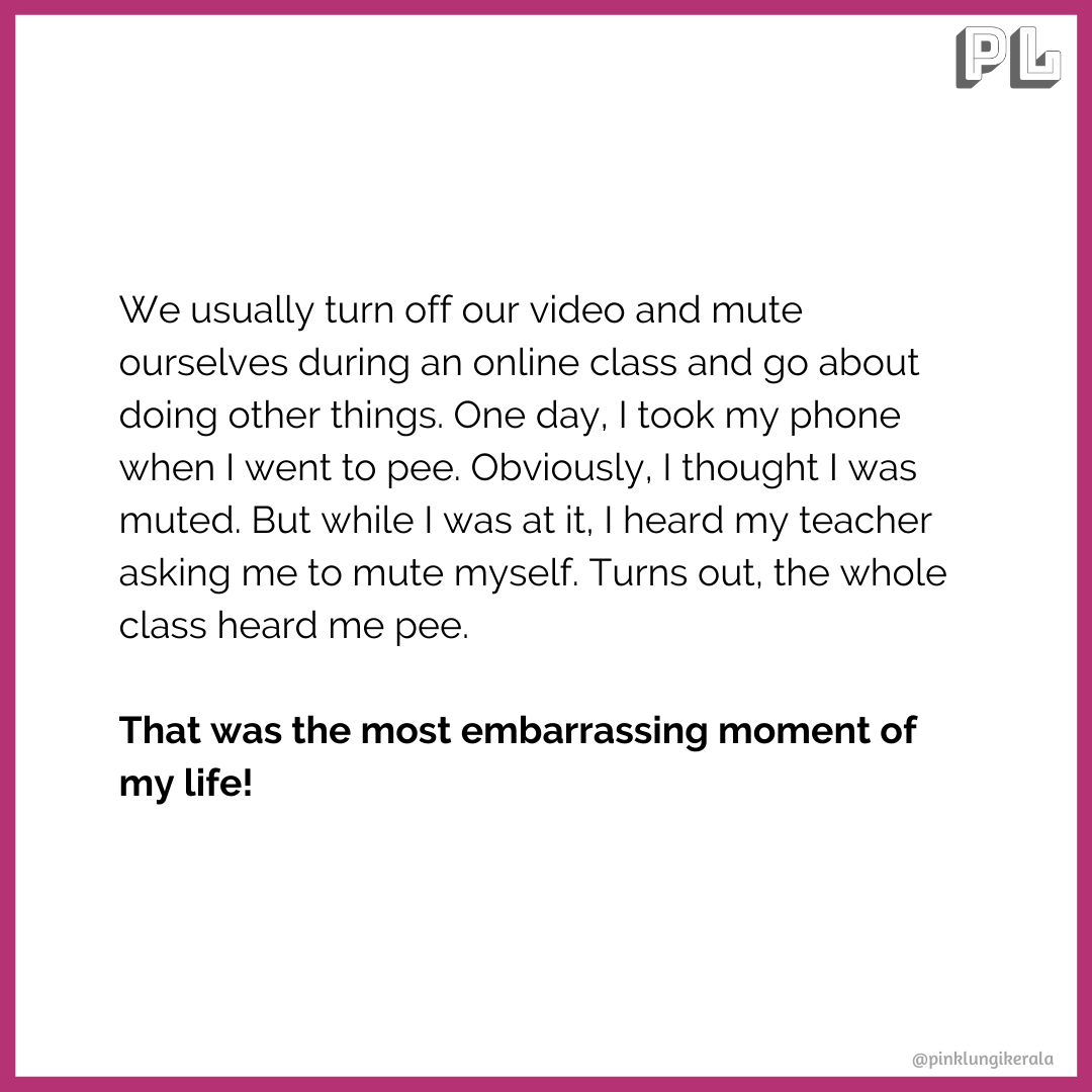 Online Class Experience