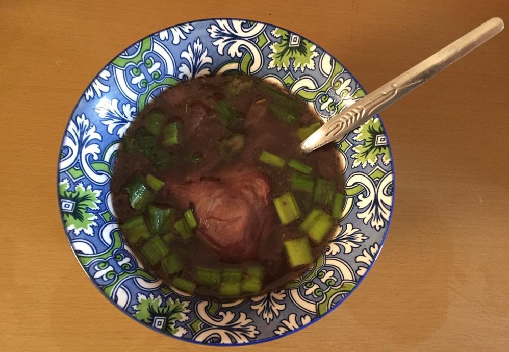 Готовим древние блюда. Птичий суп на вине: фото 20