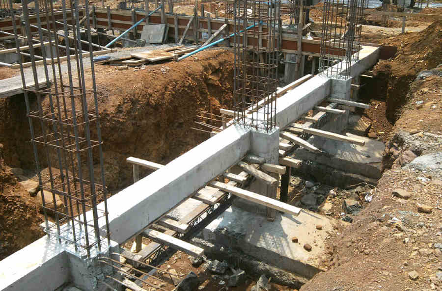 Building Foundation Types