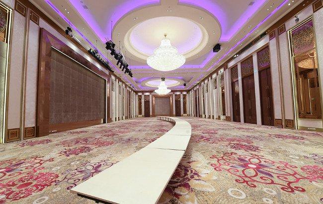 Phòng đại tiệc rộng hơn 1.000 m