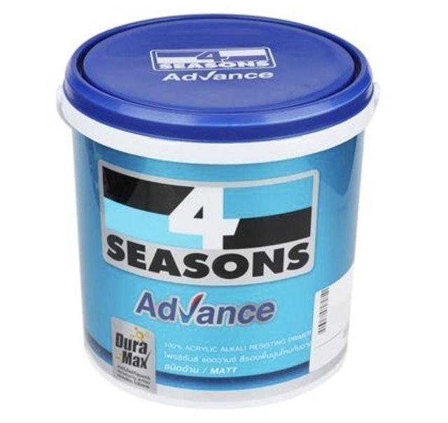 5 สีรองพื้นปูน คุณภาพ สำหรับใช้ในงานทาสีกำแพงบ้าน !4