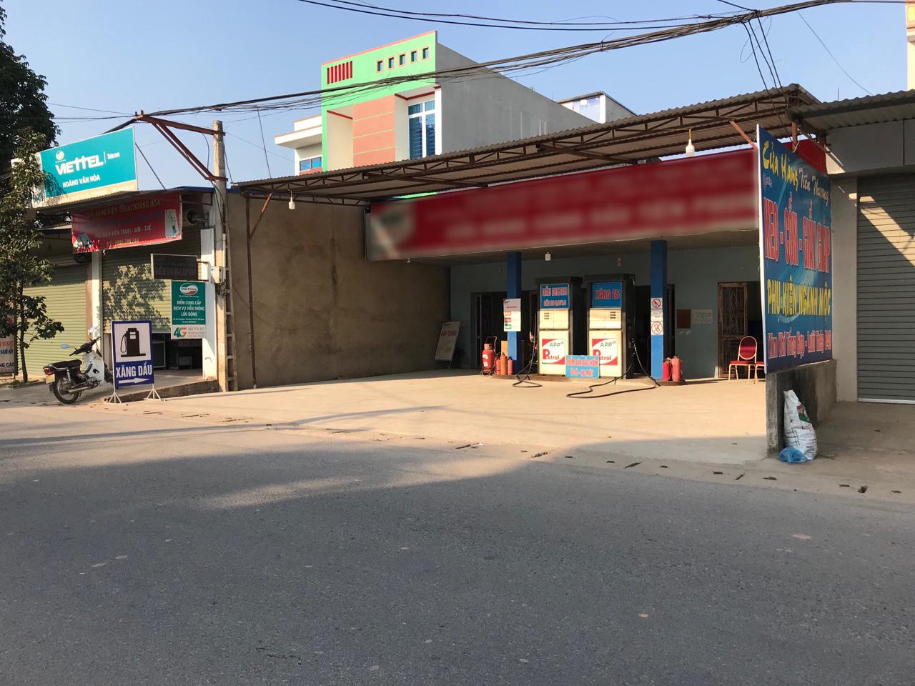 Bán cây xăng dầu tại Phổ Yên